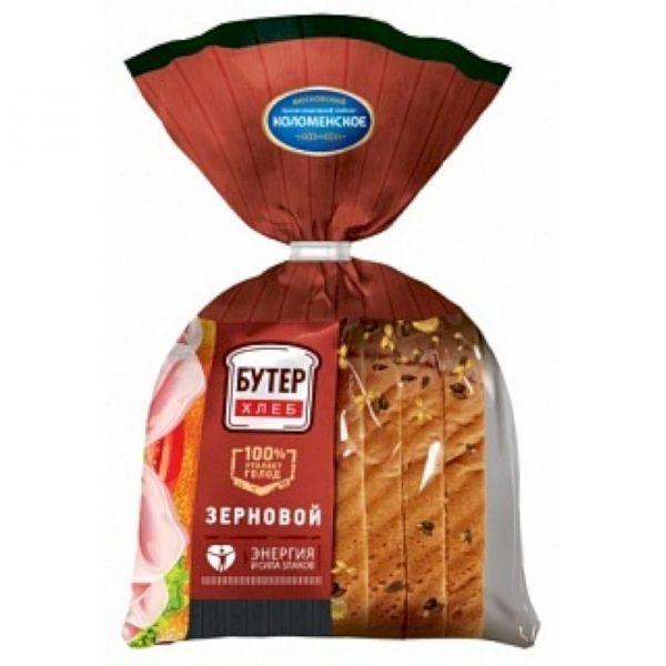 Хлеб Бутерхлеб Коломенское Зерновой