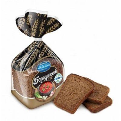 Хлеб Коломенское Бородинский ржано-пшеничный нарезка