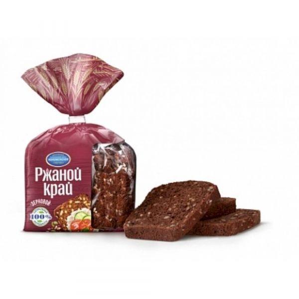 Хлеб Коломенское Ржаной край зерновой