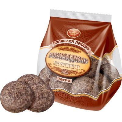 Пряники Волжский пекарь Шоколадные