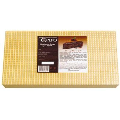 Корж вафельный Тореро для торта