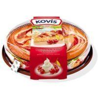Каталонский пирог Kovis Вишня-сливки