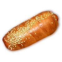Пирожок домашний Нижегородский хлеб с сосиской