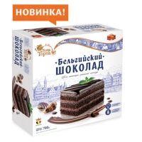Торт Черемушки Белгийский шоколад