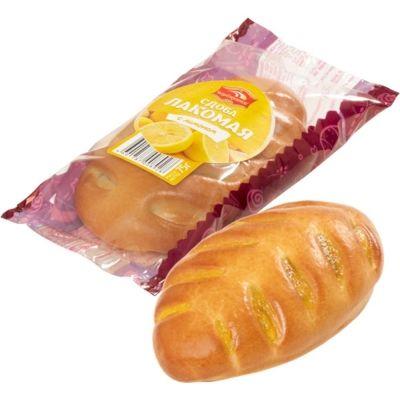 Сдоба Черемушки Лакомая с лимоном