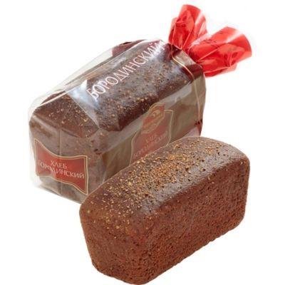 Хлеб Черемушки Бородинский