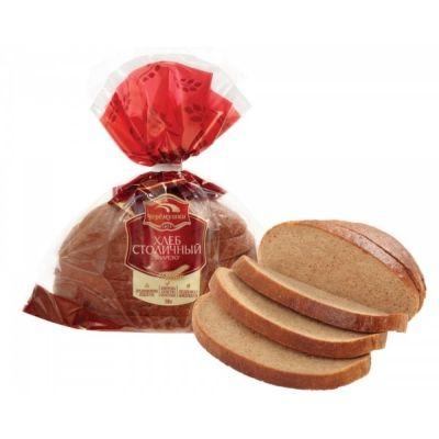 Хлеб Черемушки Столичный половинка нарезка