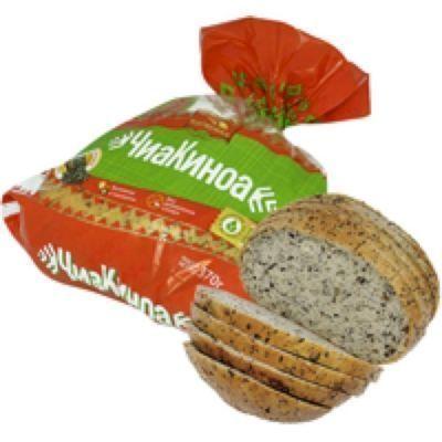 Хлеб Черемушки ЧиаКиноа нарезка уп