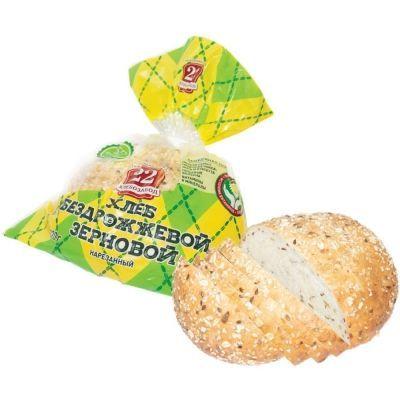 Хлеб Хлебозавод №22 Бездрожжевой Зерновой уп
