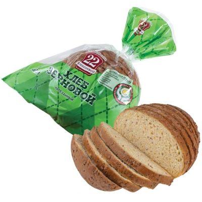 Хлеб Хлебозавод №22 Зерновой нарезка
