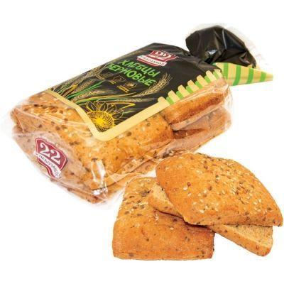 Хлебцы Хлебозавод №22 Зерновые нарезка