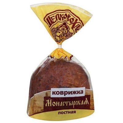 Коврижка Щелковохлеб Монастырская постная