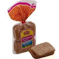 Хлеб Щелковохлеб Пряженик ржаной с цельным зерном (4шт/уп)