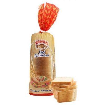 Хлеб Щелковохлеб Тостовый