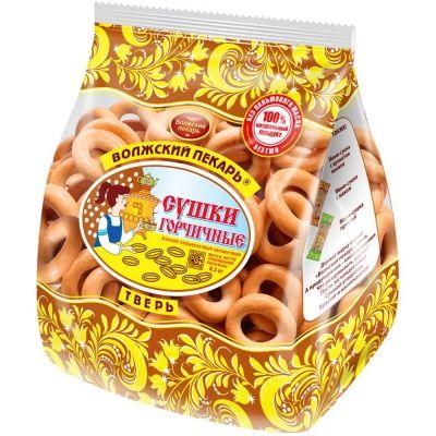 Сушка Волжский пекарь Малютка горчичная