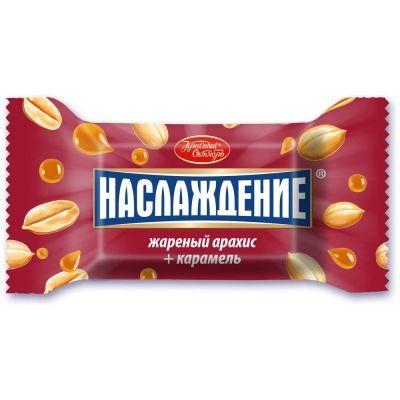 Конфеты Красный Октябрь Наслаждение с мягкой карамелью