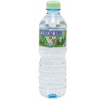 Вода минеральная Сенежская газированная ПЭТ