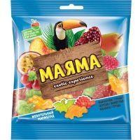 Жевательный мармелад Маяма Динозаврики ассорти вкусов с витаминами