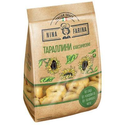Печенье Тараллини Nina Farina классческое