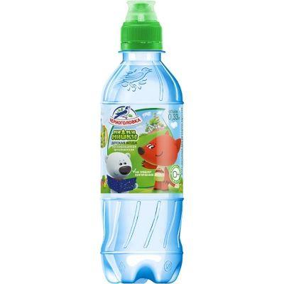 Вода питьевая для детского питания 'МиМиМишки' Черноголовская ПЭТ