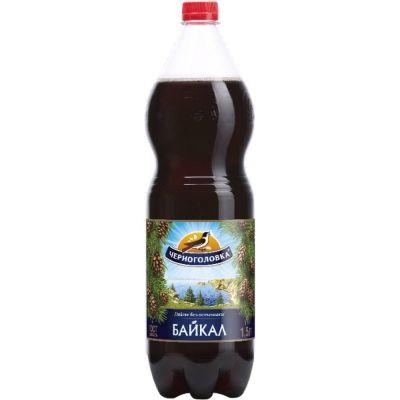 Напиток безалкогольный сильногазированный 'Байкал 1977' ПЭТ