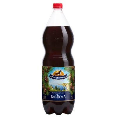Напиток безалкогольный сильногазированный Черноголовка 'Байкал'ПЭТ
