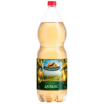 Напиток безалкогольный сильногазированный Черноголовка 'Дюшес'ПЭТ