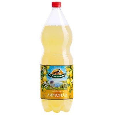 Напиток безалкогольный сильногазированный Черноголовка 'Лимонад Оригинальный' ПЭТ
