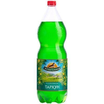 Напиток безалкогольный сильногазированный Черноголовка 'Тархун' ПЭТ
