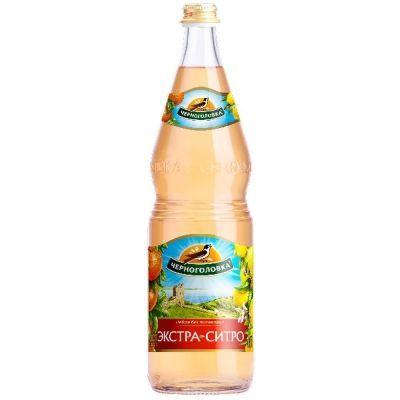 Напиток безалкогольный сильногазированный Черноголовка 'Экстра-ситро'