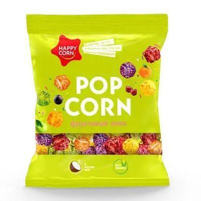 Воздушная кукуруза 'Happy Corn' фруктовый микс