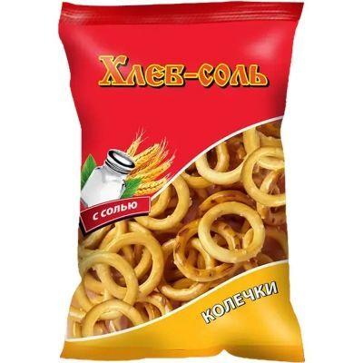 Колечки соленые 'Хлеб-Соль'