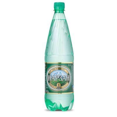 Минеральная вода Нарзан ПЭТ