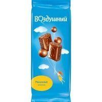 Шоколад пористый Воздушный Ассорти