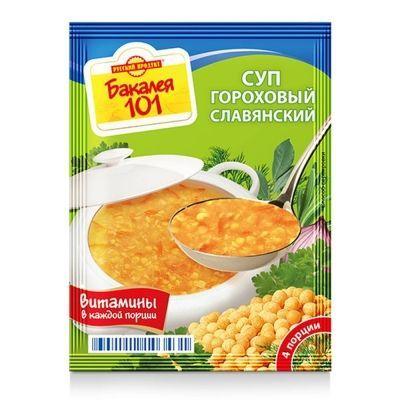 Суп Русский продукт с синей волной Ассорти