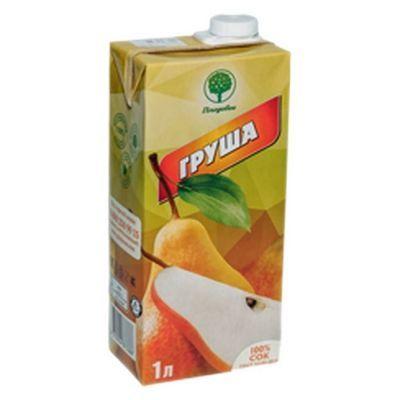 Нектар Плодовое Грушевый д/п