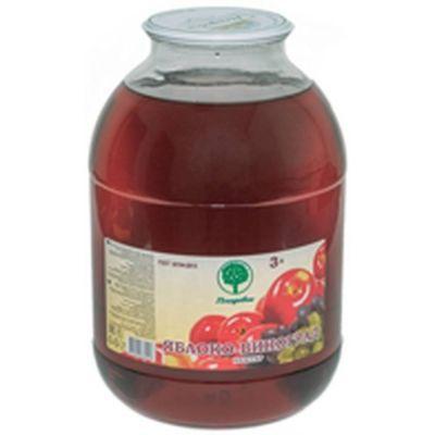 Нектар Плодовое Яблочно-виноградный неосветленный