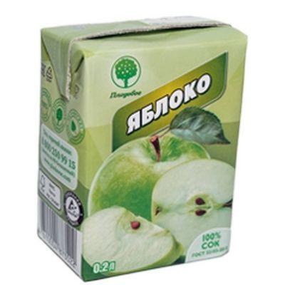 Нектар Плодовое Яблочный д/п