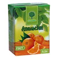 Сок Плодовое Апельсиновый