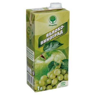 Сок Плодовое Яблочно-Виноградный ГОСТ