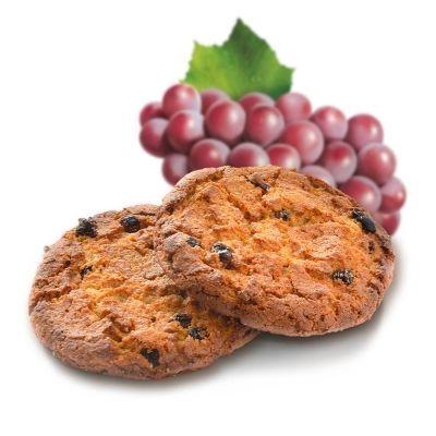 Печенье Домашнее овсяное с изюмом