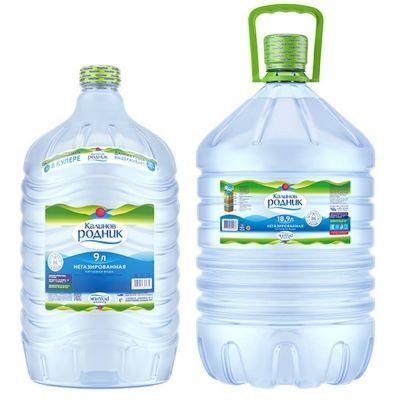 Вода питьевая артезианская Калинов Родник