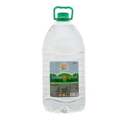 Вода питьевая 'Синеборье' негазированная