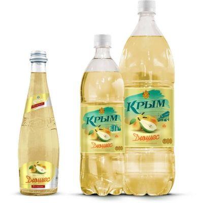 Напиток Крым Дюшес стекло