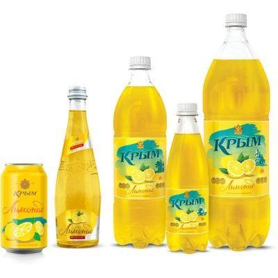 Лимонад Крым стекло