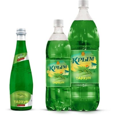 Напиток Крым Тархун ПЭТ