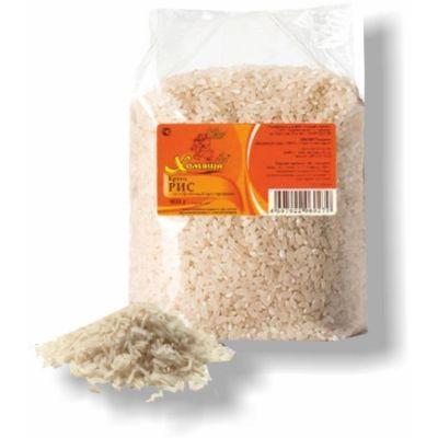 Рис круглозерный 'Хомяша'