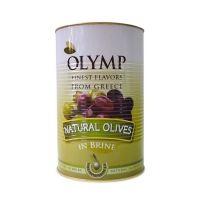Оливки Olymp с косточкой в рассоле ж/б