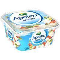 Сыр брынза Arla Apetina 52% п/п контейнер