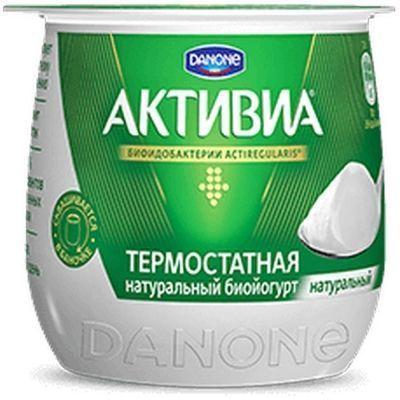 Биойогурт Активиа термостатная Натуральная 3,5% пл/ст